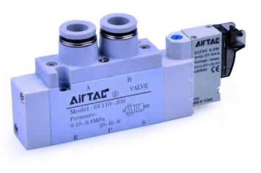 AIRTAC Solenoid Valve 6V Series