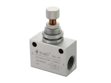 EMC QSC Series Flow Control Valve